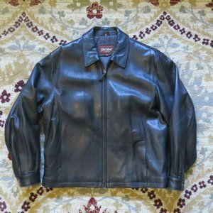 J. Park Collection by COUTURE Black Leather Jacket
